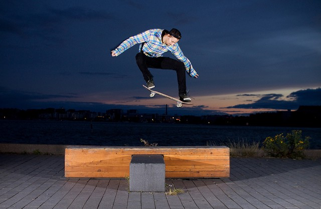 Why I Would Hire Skateboarders