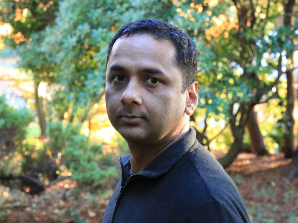 Venkatesh Rao, creator of Breaking Smart and Ribbonfarm